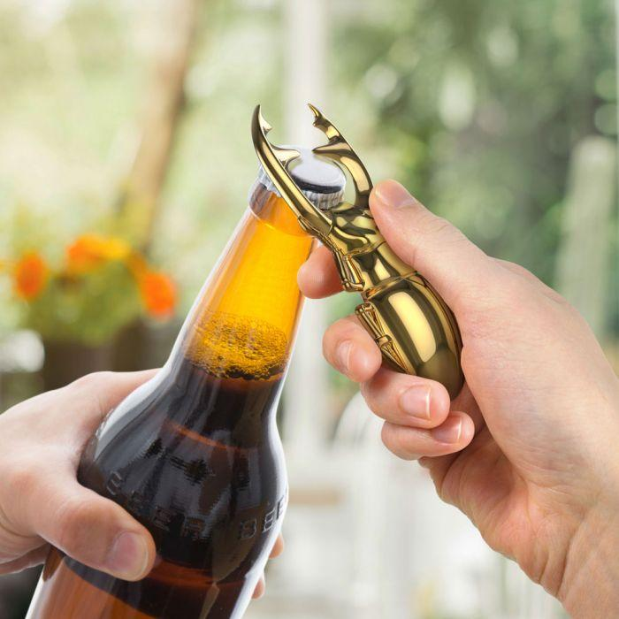 Bottle Beetle Bottle Opener - [aka]