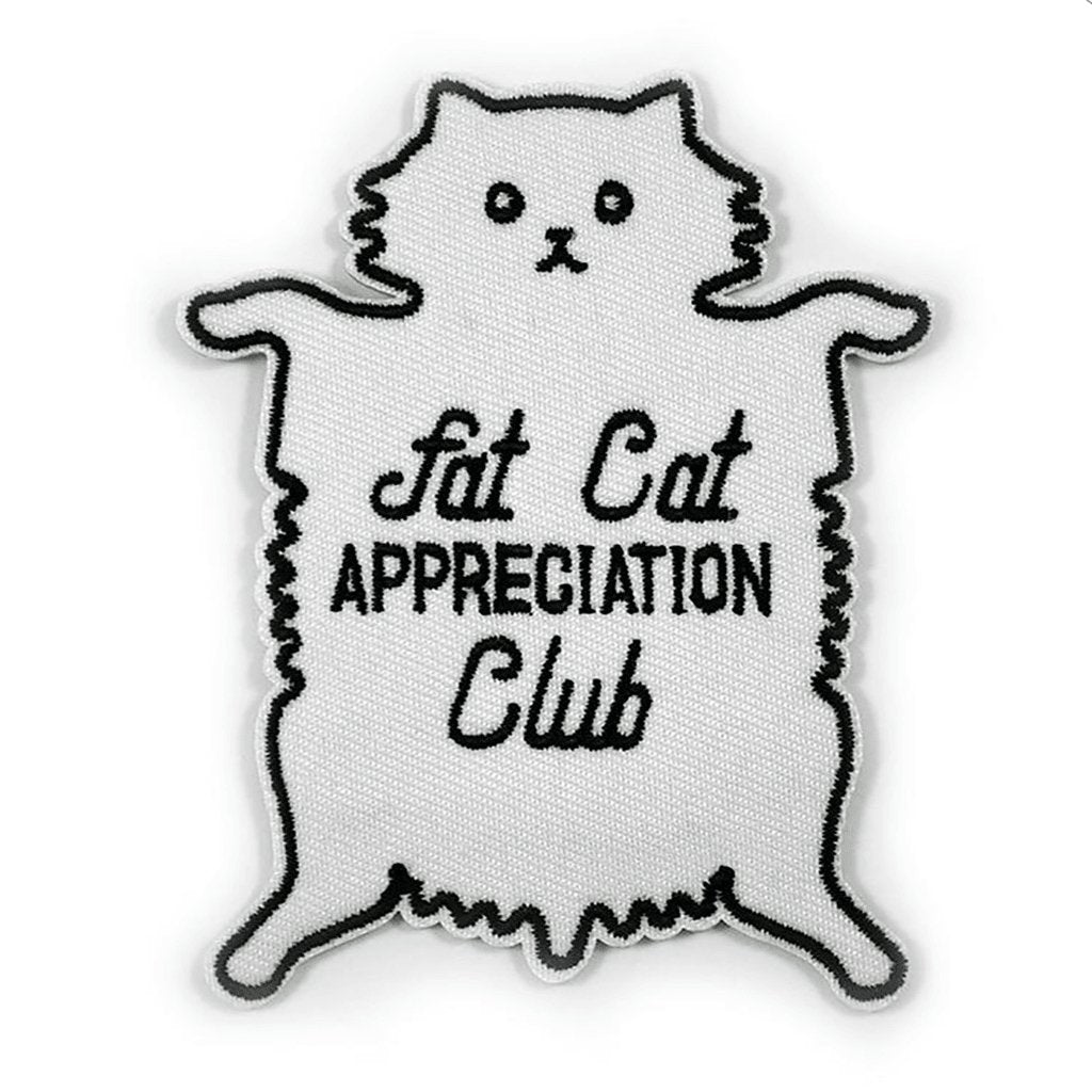 Fat Cat Appreciation Patch - [aka]