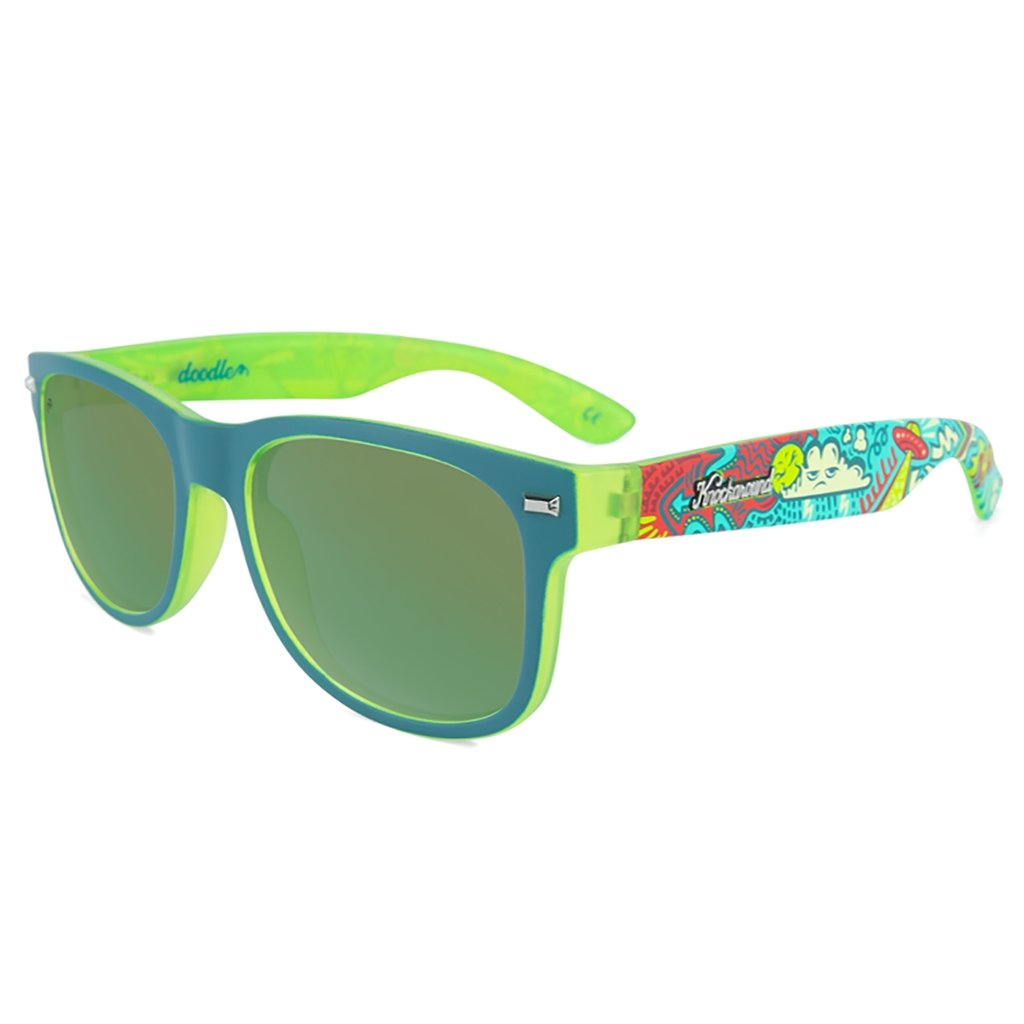Fort Knocks Doodles - Limited Edition Sunglasses - [aka]