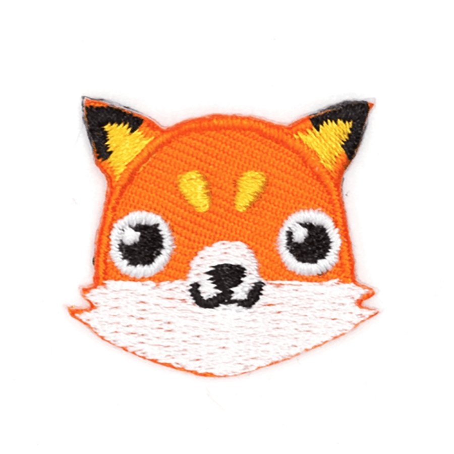 Fox Sticker Patch - [aka]