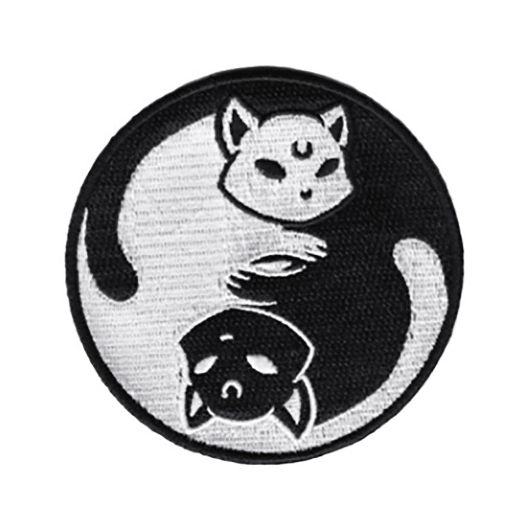 Killstar Yin Yang Patch - [aka]