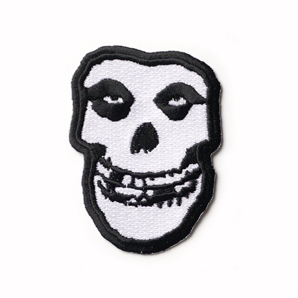 Misfits Fiend Embroidered Patch - [aka]