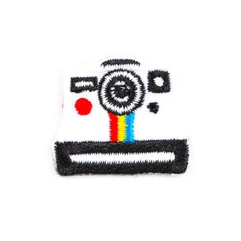 Polaroid Sticker Patch - [aka]
