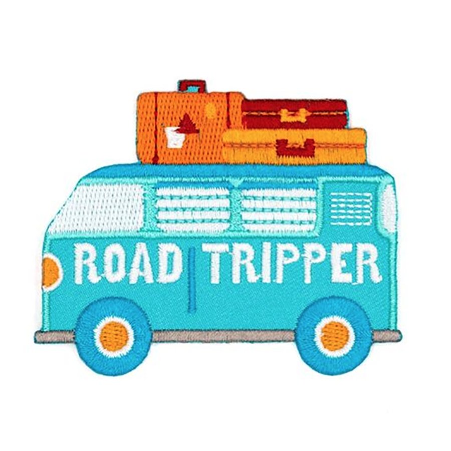 Road Tripper Iron-On Patch - [aka]