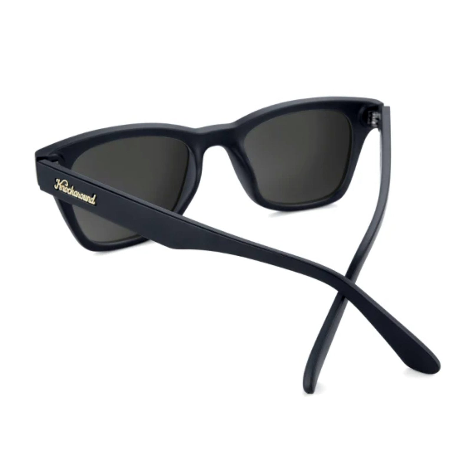 Seventy Nines Matte Black/Smoke, Polarized - [aka]