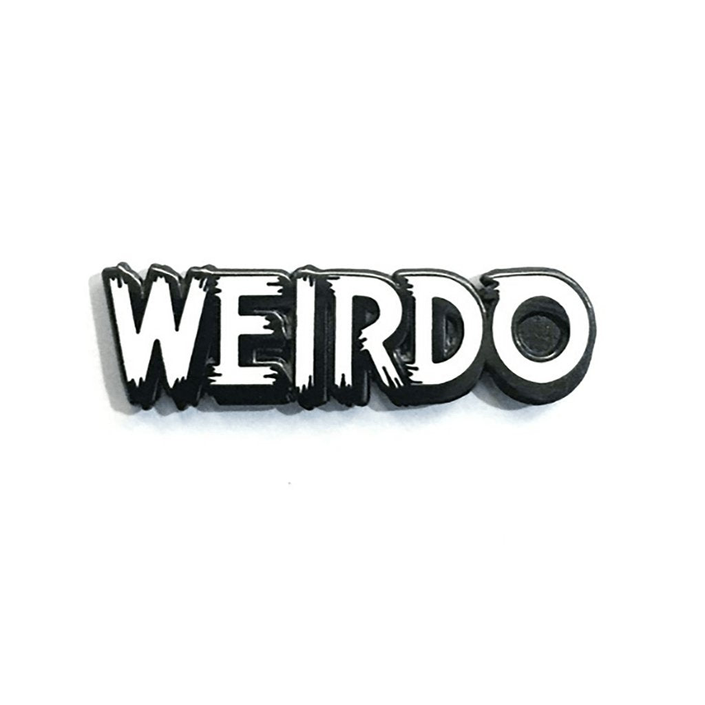 Weirdo Enamel Pin - [aka]
