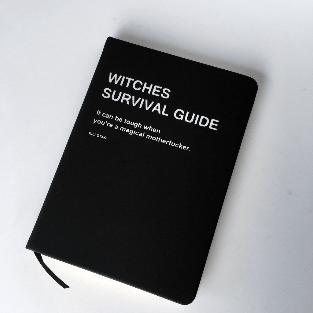 Witches' Survival Guide Journal - [aka]