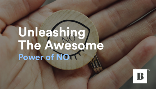 Unleashing The Awesome Power Of NO