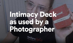 Intimacy Deck as used by a Photographer