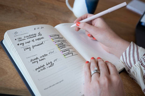 Getting Started With The Self Journal
