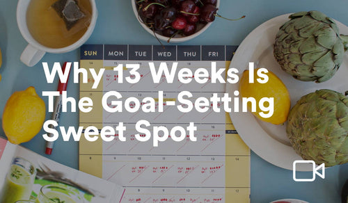 Why 13 Weeks Is The Goal-Setting Sweet Spot