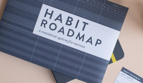 How To Use Your Habit Roadmap