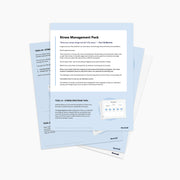 Stress Management Pack (Digital Download)