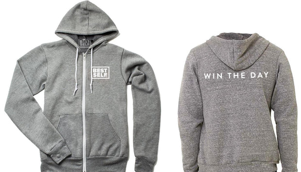 Win The Day Hoodie