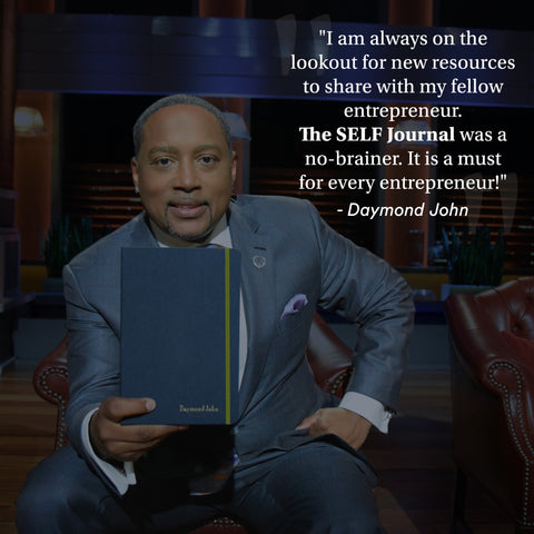 Self Journal Daymond John