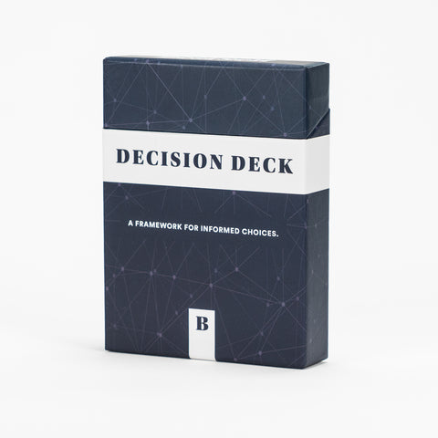 3/4 view of Decision Deck