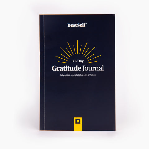 30-Day Gratitude Journal