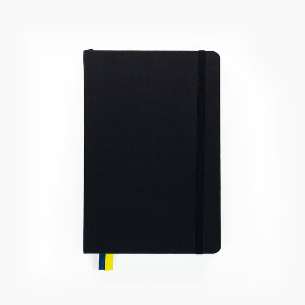 Self Journal Black