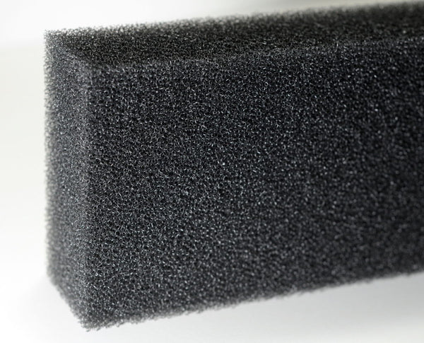 "Foam Sponge Block Filter 2"" X 4"" X 10"" Aquarium Sump Refugium Wet-dry Filtration"