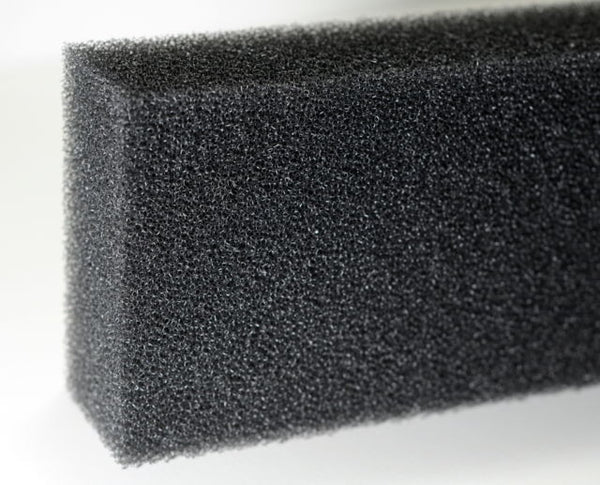 "Foam Sponge Block Filter 2"" X 4"" X 6"" Aquarium Filtration"