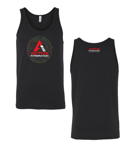NEW Active Integration - Black Tank Top TALL