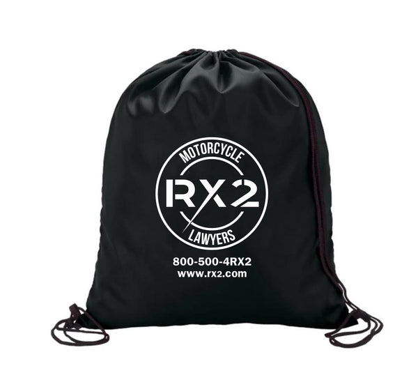 RX2 - 2,500 Cinch Bag (Program Pricing Until March 15th)
