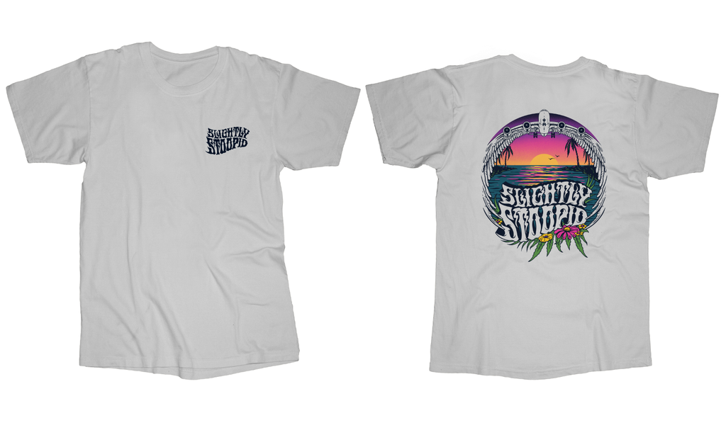 Slightly Stoopid - Sunset Tee