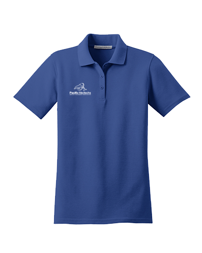 Pacific Medtechs - Ladies - L510 Port Authority® Stain-Release Polo
