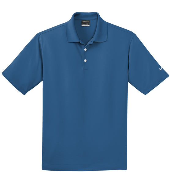 Nike Dri-FIT Micro Pique Polo (Court Blue)