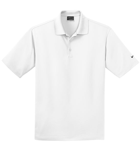 Nike Dri-FIT Micro Pique Polo (White)