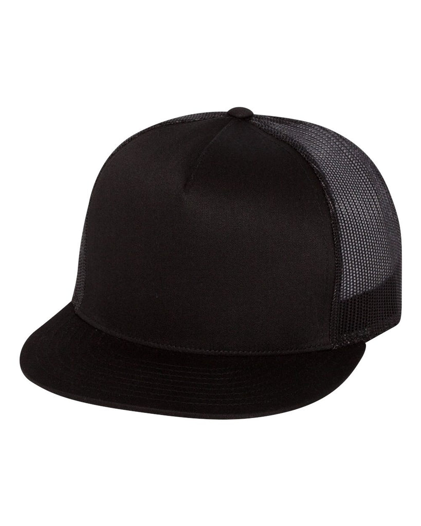 RX2 - 6006 (Black) Mesh Hat