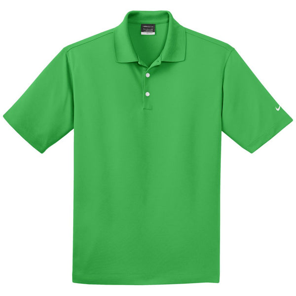 Nike Dri-FIT Micro Pique Polo (Lucky Green)