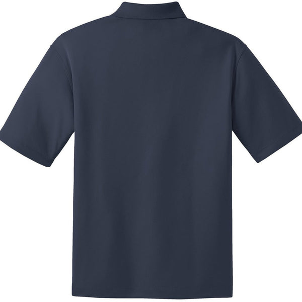 Nike Dri-FIT Micro Pique Polo (Navy)