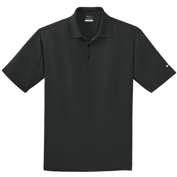 Nike Dri-FIT Micro Pique Polo (Black)
