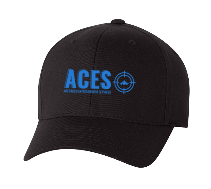 Aces Cargo - Embroidered Flexfit Hat