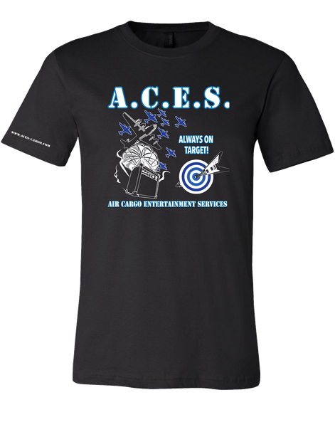 ACES CARGO- Target Tee