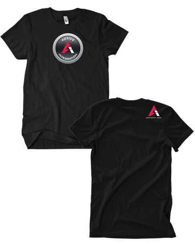 Active Integration - Circle Tee