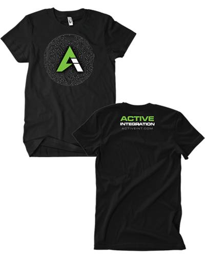 Active Integration - Green Tee