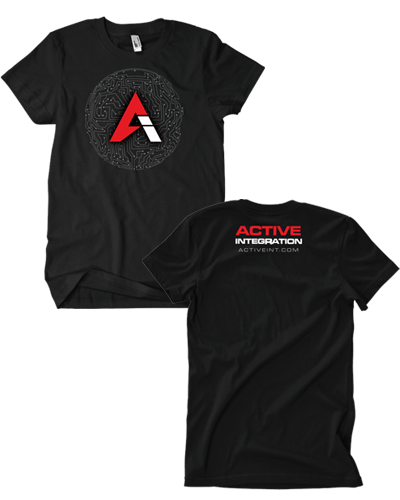 Active Integration - Red Tee