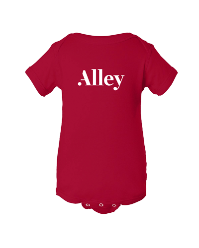 Alley Interactive - Red (ONESIE)