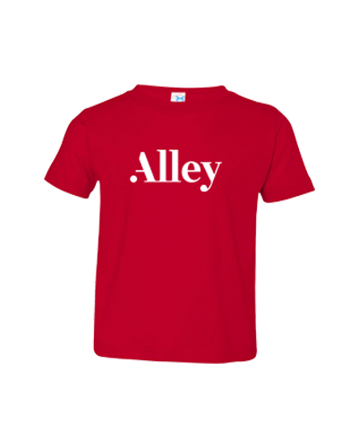Alley Interactive - Red (Youth Tee)