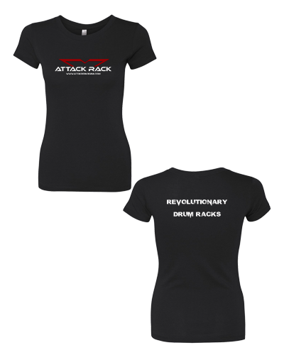 Attack Rack - Revolutionary Womens Tee
