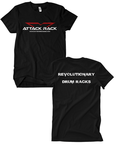 Attack Rack - Revolutionary Mens Tee