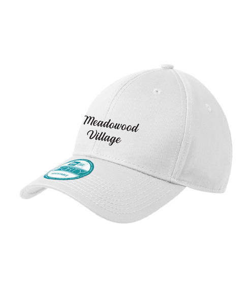 Meadowood Village - New Era® - Adjustable Structured Cap