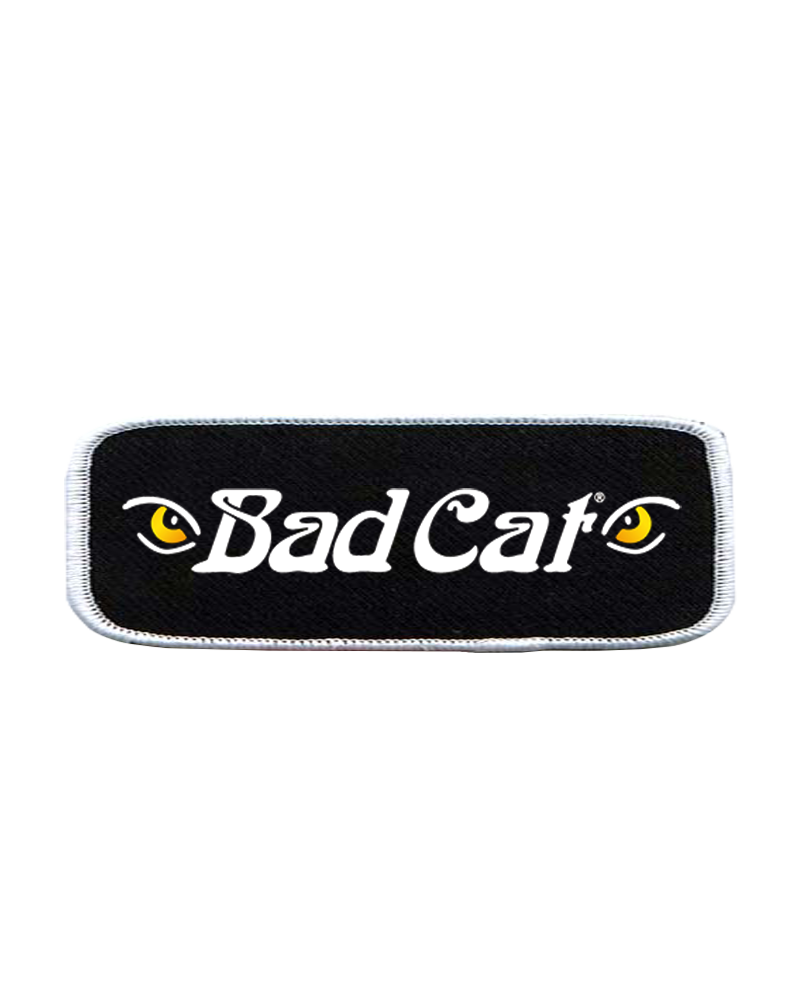 Bad Cat - Patch (4 inch wide)