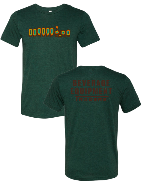 Beverage Equipment Traders - Logo T-Shirt (Emerald)