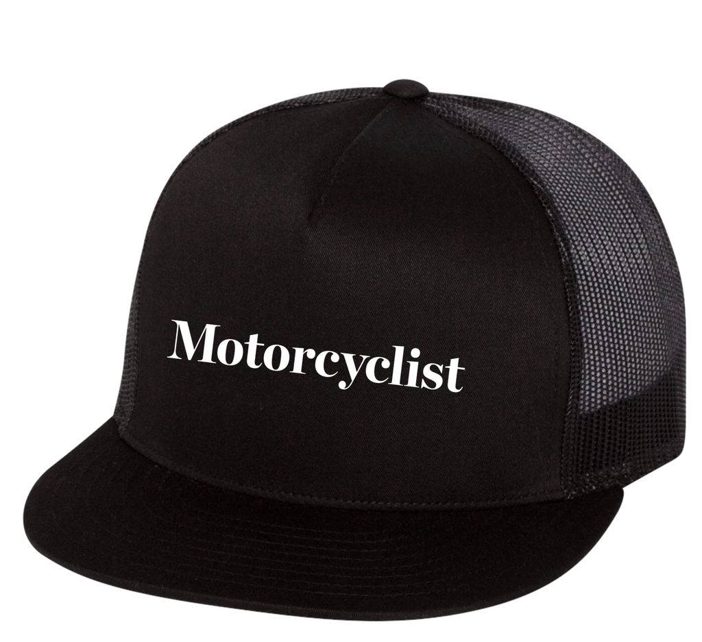 BONNIER - MOTORCYCLIST - MESH TRUCKER