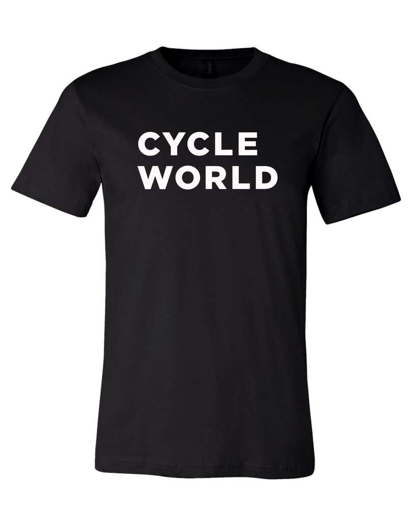 BONNIER - CYCLE WORLD T-SHIRT