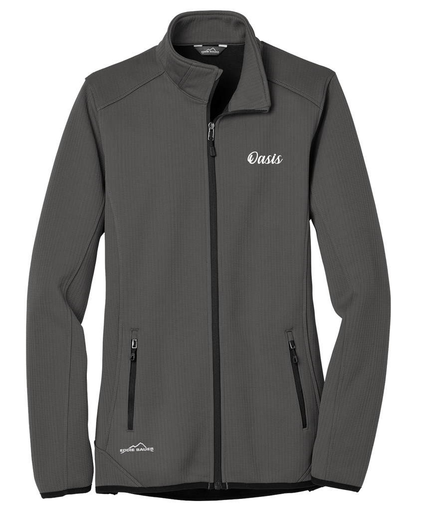 Oasis - Ladies - Eddie Bauer ® Dash Full-Zip Fleece Jacket