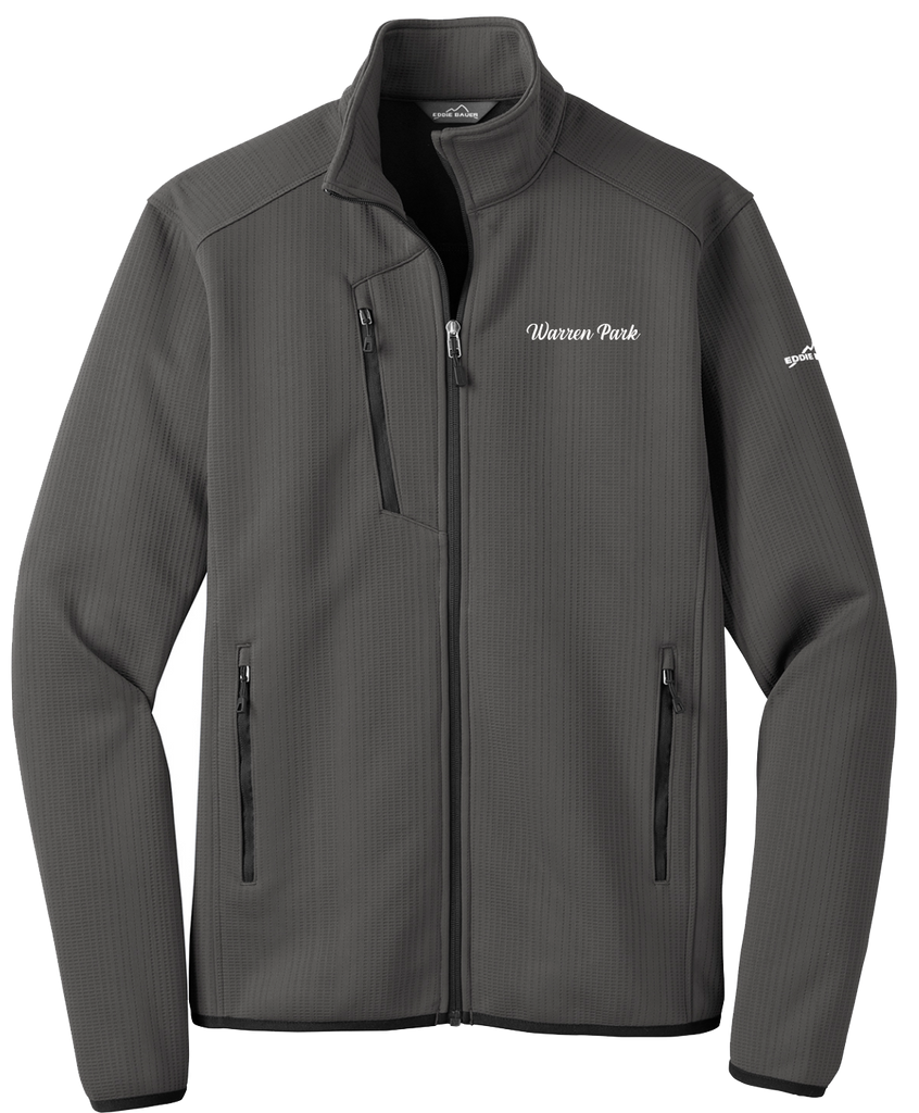 Warren Park - Mens - Eddie Bauer ® Dash Full-Zip Fleece Jacket
